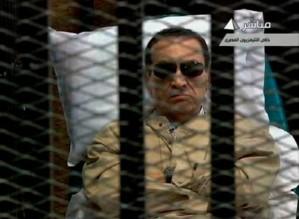 Hosni-Mubarak