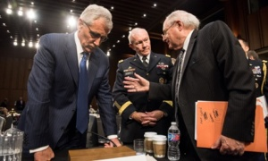 Hagel and Dempsey testify on ISIL