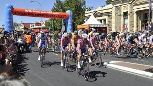 It's not just a bike race, it's a Santos bike race.
