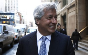 Jamie Dimon: potentially one of Greece's new owners.