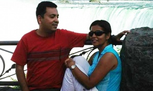 Murdered blogger Avijit Roy.