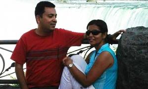 Murdered blogger Avijit Roy.