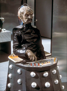 Davros could be an even bigger threat than Isil.